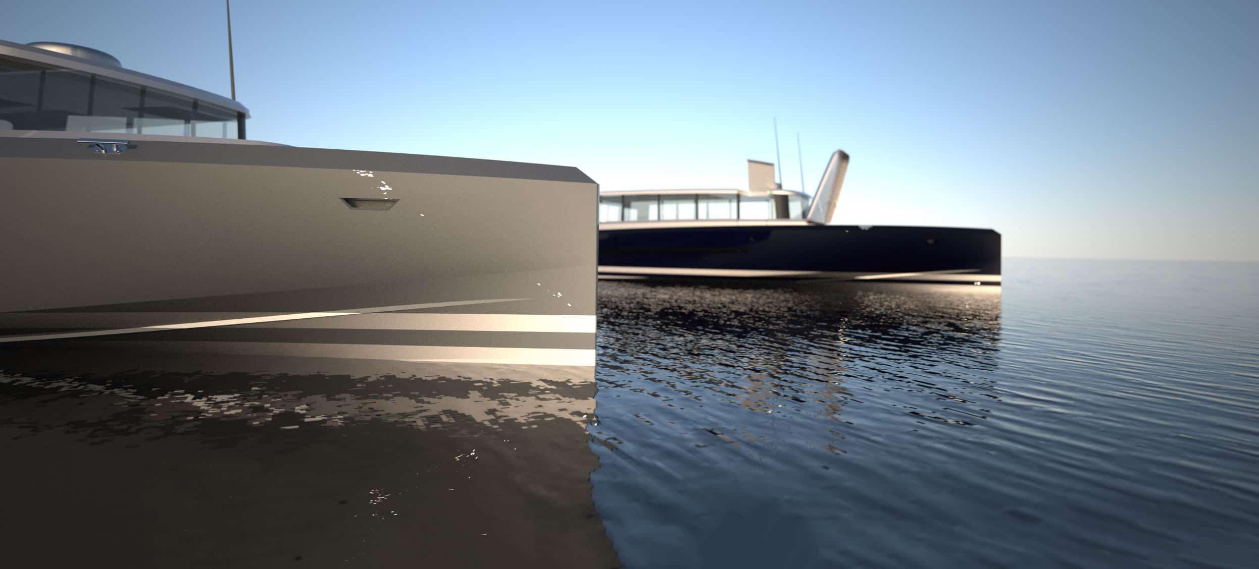 Electric shuttle boat SoelCruiser by Soel Yachts