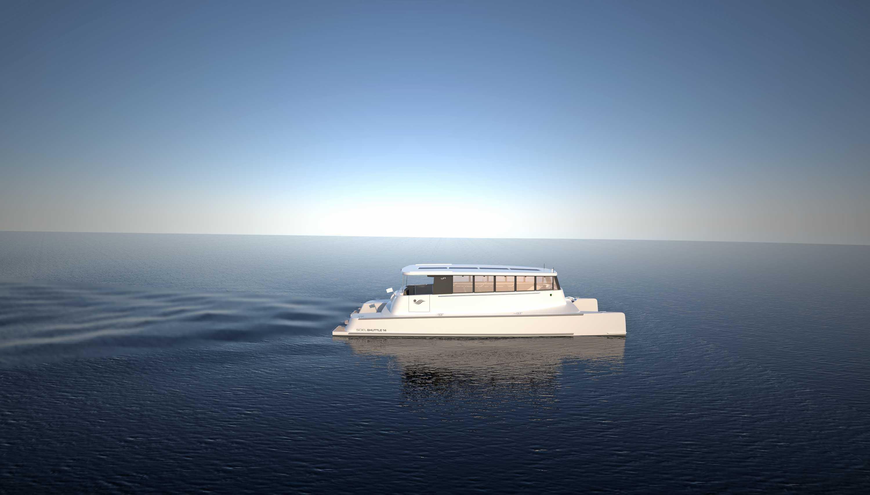 Electric ferry, Soel Shuttle 14
