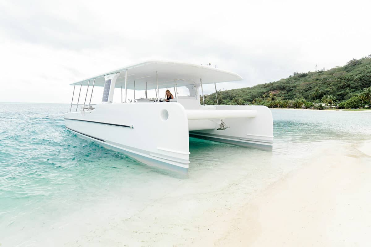 Electric boat company offers sustainable tourism possibilities for islands and smart cities