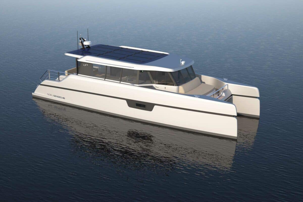 buy electric yacht today